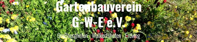 G-W-E e.V. (Großberghofen-Walkertshofen-Erdweg)